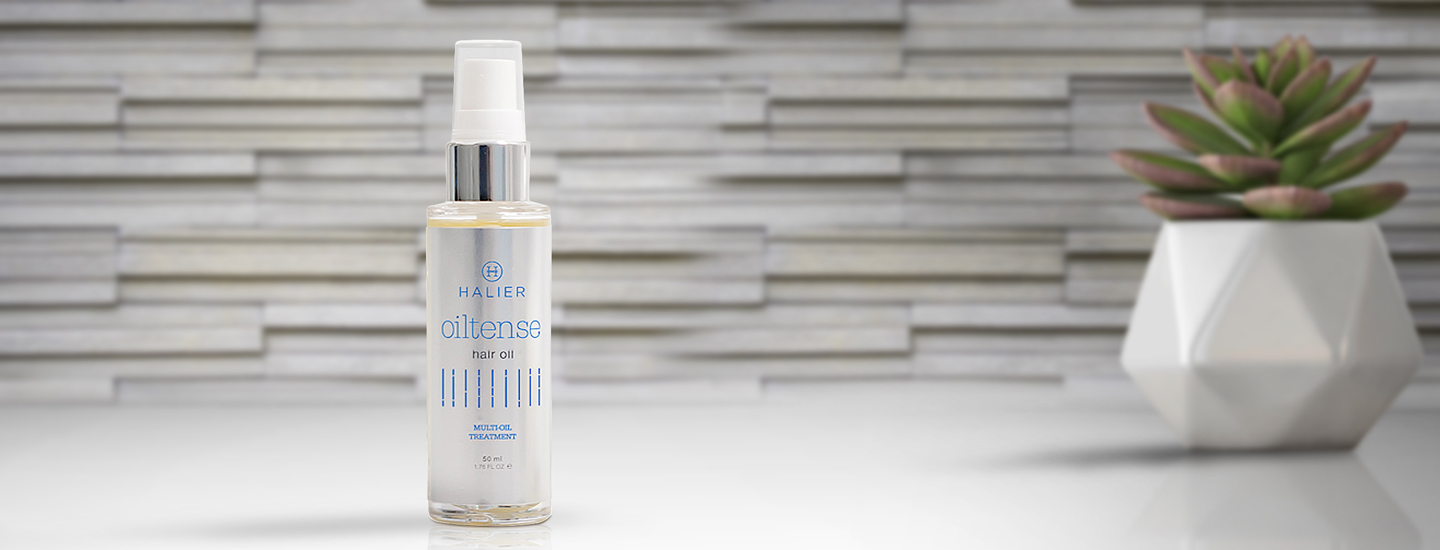 Aceite capilar Oiltense con la fórmula Multi-Oil Treatment
