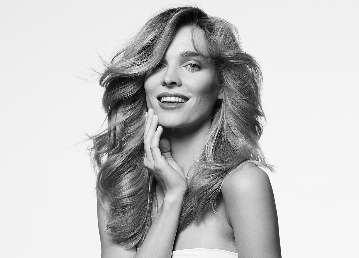 La fórmula innovadora Advanced Hair Booster™ garantiza eficacia